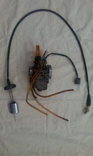 KTM 250 SX Keihin Carburetor PWK 38 AG