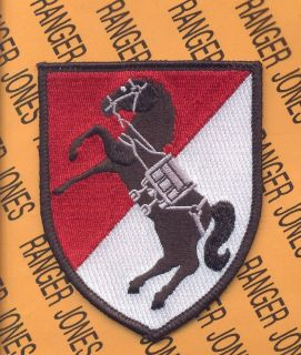11th ACR Armored Cavalry Regiment Support Squadron RSS PACK HORSE