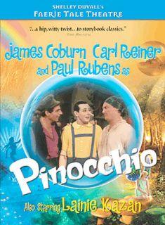 Faerie Tale Theatre   Pinocchio DVD, 2004