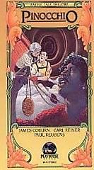 Faerie Tale Theatre   Pinocchio VHS, 1990