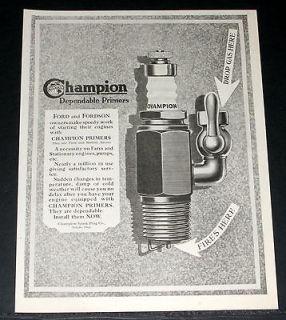 Champion 7989 Double Platinum Spark Plug Auto Parts Warehouse