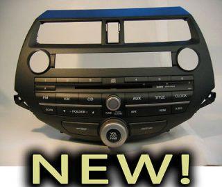 HONDA ACCORD CD DISC  PLAYER RADIO STEREO 08 09 10 11 4BA1 4BA0