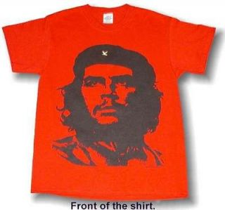 CHE GUEVARA Classic LARGE PRINT RED Shirt NEW PICK Size