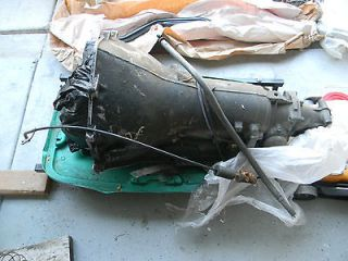 CHEVY TURBO 350 CONVERSION TO 700R4 TRANSMISSION NEW CROSSMEMBER PARTS