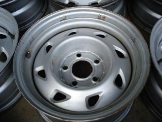 2WD WHEEL RIM CHEVY S10 TRUCK BLAZER GMC SONOMA JIMMY 5X4.75 5X4 3/4