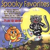 Spooky Favorites by Music for Little People Choir CD, Aug 1999, Music