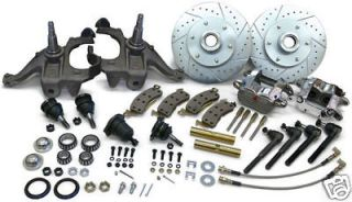 chevy truck disc brake conversion in Car & Truck Parts