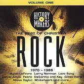 History Makers The Best of Christian Rock, Vol. 1 CD, Apr 2003