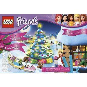 LEGO FRIENDS Advent Calendar 3316 Brand New Gift Wrapped Will Ship