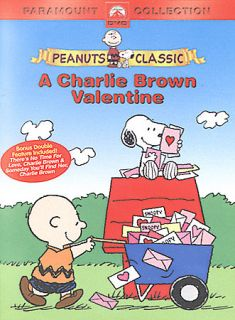 Charlie Brown Valentine DVD, 2004