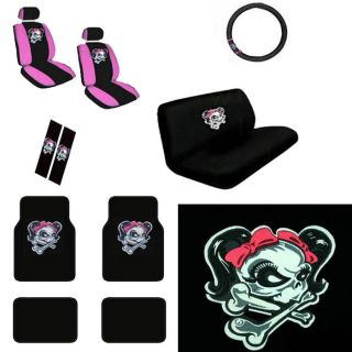 girl car floor mats in Floor Mats & Carpets