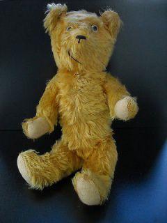 Antique Mohair Steiff Teddy Bear Vintage
