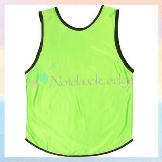 Newly listed ADULT/Youth Mesh Scrimmage Jersey Vest Soccer Training