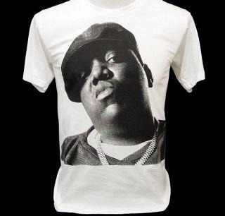 NOTORIOUS B.I.G. Hip Hop Rapper Biggie Smalls Tupac Retro Punk Rock T