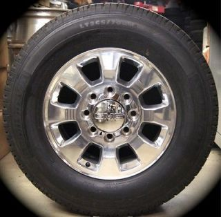 13 GMC Sierra HD 2500 3500 18 OEM Wheels Rims Tires Chevy Silverado