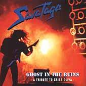 Ghost in the Ruins A Tribute to Chris Oliva by Savatage CD, Apr 2000