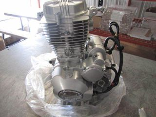 motorcycle engines in Engines & Components