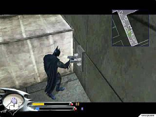 Batman Dark Tomorrow Nintendo GameCube, 2003