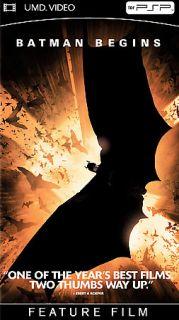 Batman Begins UMD, 2005