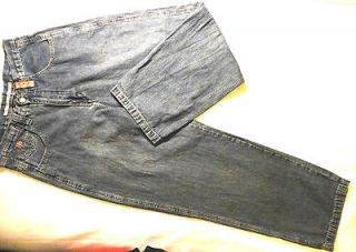 Mens Jeans PURE PLAYAZ JEANS 32 X 32 Urban Wear Hip Hop Mens Pants