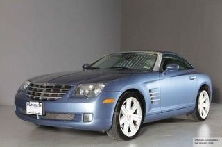 Chrysler  Crossfire Limited 2005 CHRYSLER CROSSFIRE LIMITED 25K MILES