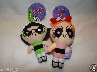 powerpuff girls plush in Powerpuff Girls