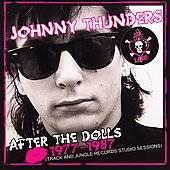 1977 1987 CD DVD by Johnny Thunders CD, Apr 2006, Cleopatra