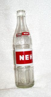 Vintage Nehi Soda Bottle From Salisbury Md. Duraglass