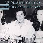 Death of a Ladies Man by Leonard Cohen CD, Aug 1988, Columbia USA