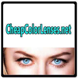 colored contact lenses in Health & Beauty