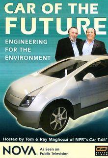 Nova   Car of the Future DVD, 2008