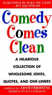 Comedy Comes Clean  A Hilarious Collect
