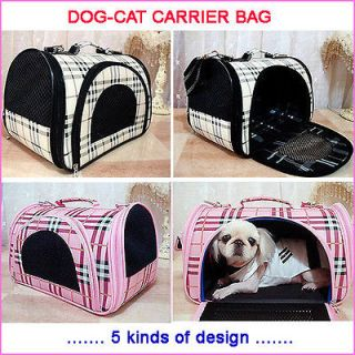 PT01 Carrier Dog Cat Travel Bag, Comfort Pet Carrier, Pet Supplies