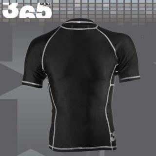 Thermal Short Sleeve Compression Top Base Layer skins from 365skinz