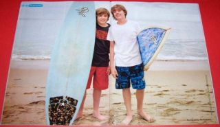 DYLAN & COLE SPROUSE BAREFOOT   THE SUITE LIFE   PINUPS