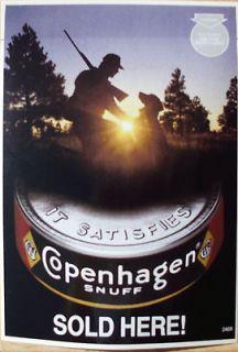 COPENHAGEN FRONT DOOR HUNTER WITH DOG DECALRARE