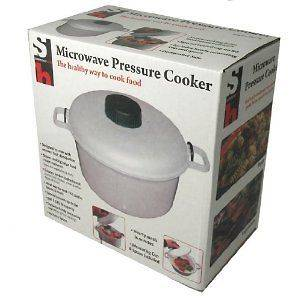 New Microwave Pressure Cooker Steamer Vegetables Rice