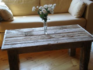 driftwood table in Home & Garden