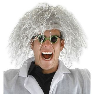 Scientist Costume Kit Back to the Future Halloween Costume Accessory