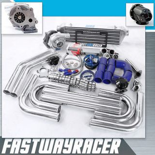 T3/T4 T04E Hybrid Turbo Kit Turbo Starter Kit .57AR Turbo Charger Kit