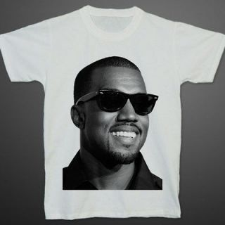 KANYE WEST Amazing Hip Hop Rapper T shirt Size M