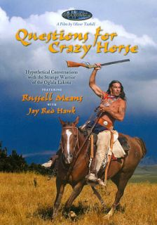 Questions for Crazy Horse DVD, 2011