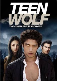 Teen Wolf The Complete Season One DVD, 2012, 3 Disc Set