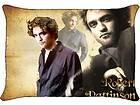 New Rare Twilight Robert Edward Cullen Pillow Case Gift