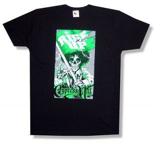 CYPRESS HILL   RISE UP TOUR BLACK T SHIRT   NEW ADULT X LARGE XL