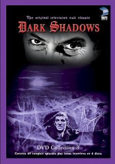 Dark Shadows   Collection 3 Used large Case Good (DVD, 2002, 4 Disc