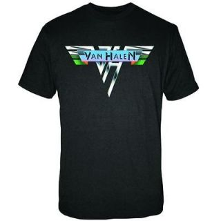 NEW Van Halen Logo Shirt M L XL XXL Black NWT