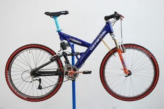 1996 Cannondale Super V 1000 mountain bike full suspension Cook