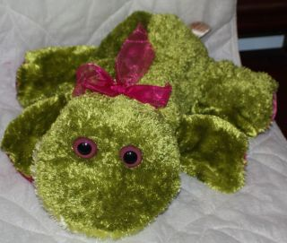 Dan Dee Collectors Choice Stuffed Plush Amphibian Frog Toy Animal