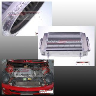 GodSpeed 02 06 Mini Cooper s Top Mount Turbo Supercharged Intercooler